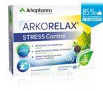 Arkorelax Stress Control Comprimés B/30 à Hagetmau