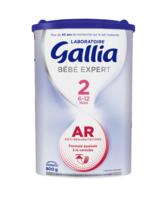 Gallia Bebe Expert Ar 2 Lait En Poudre B/800g à Hagetmau