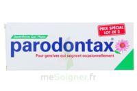 Parodontax Dentifrice Gel Fluor 75ml X2 à Hagetmau