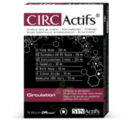 Synactifs Circatifs Gélules B/30 à Hagetmau