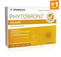 Phytobronz Solaire Caps Tous Types De Peaux 2b/30 à Hagetmau