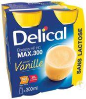 Delical Max 300 Sans Lactose, 300 Ml X 4 à Hagetmau