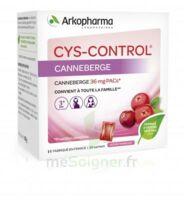 Cys-control 36mg Poudre Orale 20 Sachets/4g à Hagetmau