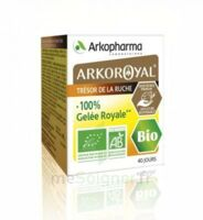 Arkoroyal 100% Gelée Royale Bio Gelée Pot/40g à Hagetmau