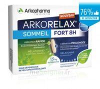Arkorelax Sommeil Fort 8h Comprimés B/15 à Hagetmau