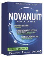 Novanuit Triple Action Comprimés B/30 à Hagetmau