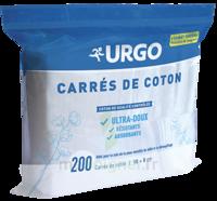 Urgo Carrés De Coton 8x10cm Non Stérile B/200 à Hagetmau