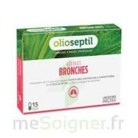 Olioseptil Bronches 15 Gélules à Hagetmau