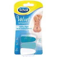 Scholl Velvet Smooth Ongles Sublimes Kit De Remplacement à Hagetmau
