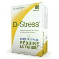 D-stress, Boite De 80 à Hagetmau