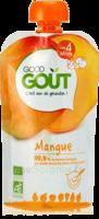 Good Goût Alimentation Infantile Mangue Gourde/120g à Hagetmau