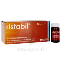 Ristabil Anti-fatigue Reconstituant Naturel B/10 à Hagetmau