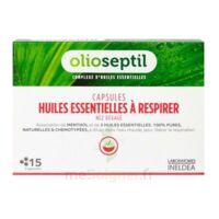 Olioseptil - Capsules Huiles Essentielles à Respirer - Nez Dégagé à Hagetmau