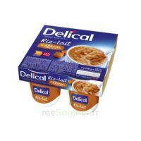 Delical Riz Au Lait Nutriment Caramel Pointe De Sel 4pots/200g à Hagetmau