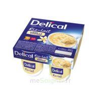 Delical Riz Au Lait Nutriment Vanille 4pots/200g à Hagetmau