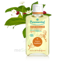 Puressentiel Articulations & Muscles Huile De Massage Bio** Effort Musculaire - Arnica - Gaulthérie - 100 Ml à Hagetmau