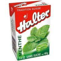 Halter Bonbons Sans Sucre Menthe à Hagetmau
