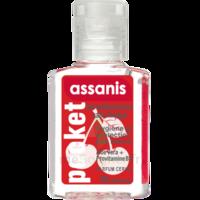 Assanis Pocket Parfumés Gel Antibactérien Mains Cerise 20ml à Hagetmau