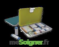 Pilbox Homéo Pilulier Bleu à Hagetmau