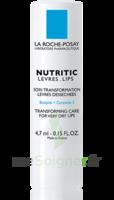Nutritic Stick Lèvres Sèche Sensibles 2 Etui/4,7ml à Hagetmau