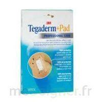 Tegaderm + Pad, 9 Cm X 10 Cm , Bt 5 à Hagetmau