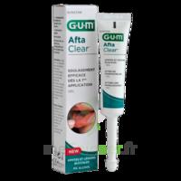 Gum Aftaclear Gel Aphtes Lésions Buccales 10ml à Hagetmau