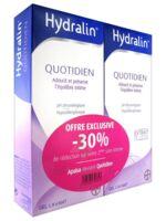 Hydralin Quotidien Gel Lavant Usage Intime 2*200ml à Hagetmau