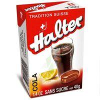 Halter Bonbon Sans Sucre Cola B/40g à Hagetmau