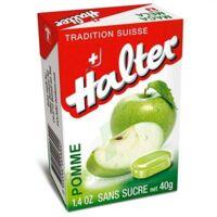 Halter Sans Sucre Bonbon Pomme B/40g à Hagetmau