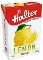 Halter Sans Sucre Bonbon Citron B/40g à Hagetmau