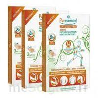 Puressentiel Articulations Et Muscles Patch Chauffant 14 Huiles Essentielles Lot De 3 à Hagetmau