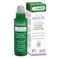 Olioseptil Huile Essentielle Maux De Tête Roll-on/5ml à Hagetmau