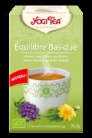 Yogi Tea Equilibre Basique 17 Sachets à Hagetmau