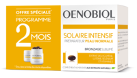 Oenobiol Solaire Intensif Caps Peau Normale 2*pot/30 à Hagetmau