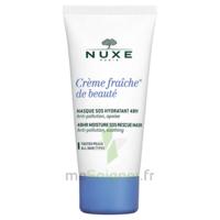 Crème Fraiche® De Beauté - Masque Hydratant 48h Et Anti-pollution50ml à Hagetmau