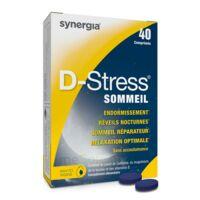 D-stress Sommeil Comprimés B/40 à Hagetmau