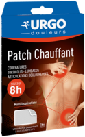 Patch Chauffant Decontractant Urgo X 2 à Hagetmau