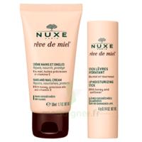 Rêve De Miel Crème Mains Et Ongles + Stick Lèvres Hydratant à Hagetmau