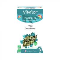 Vitaflor N°2 Doux Rêves Bio _ Floralis Plantes En Vrac Composées _ 40g à Hagetmau