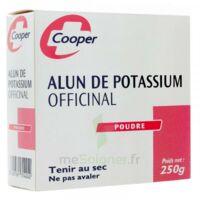 Cooper Alun Potassium Poudre B/250g à Hagetmau