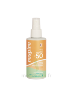 Respire Spf50 Spray Solaire Naturel Minéral Fl/120ml à Hagetmau