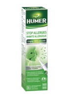 Humer Stop Allergies Spray Nasal Rhinite Allergique 20ml à Hagetmau