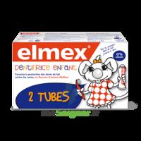 Elmex Duo Dentifrice Enfant, Tube 50 Ml X 2 à Hagetmau