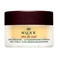 Nuxe Baume Lèvres Ultra-nourrissant Rêve De Miel®15g à Hagetmau