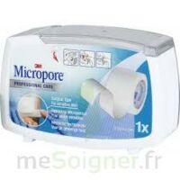 Micropore Sparadrap Microporeux 25mmx5m DÉvidoir à Hagetmau